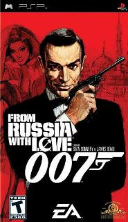 James Bond 007: From Russia With Love /RUS/ [CSO]