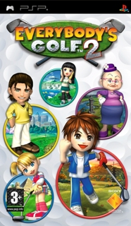 Everybody's Golf 2 /ENG/ [ISO]