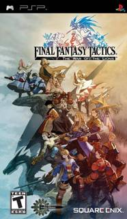Final Fantasy Tactics: The War Of The Lions /ENG/ [CSO]