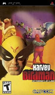 Harvey Birdman: Attorney at Law /RUS/ [ISO]