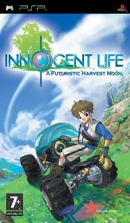 Innocent Life: A Futuristic Harvest Moon /ENG/ [ISO]
