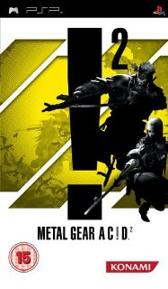 Metal Gear Acid 2 /ENG/ [ISO] PSP