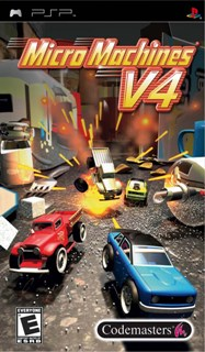 Micro Machines v4 /ENG/ [CSO]