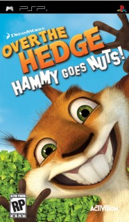 Over the Hedge: Hammy Goes Nuts /RUS/ [CSO]