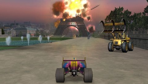 Twisted Metal: Head-On /RUS/ [ISO]