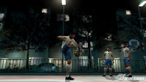 FIFA Street 2 /ENG/ [ISO]