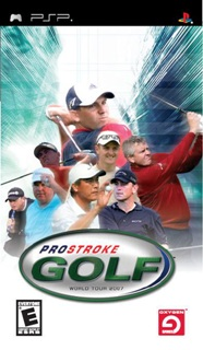 ProStroke Golf: World Tour 2007 /ENG/ [ISO]