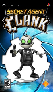 Secret Agent Clank /ENG/ [CSO]