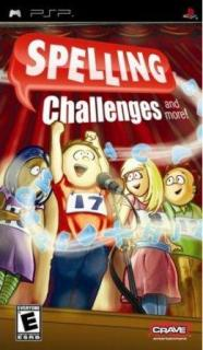 Spelling Challenge and More! /ENG/ [ISO]