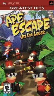 Ape Escape: On the Loose /ENG/ [ISO]