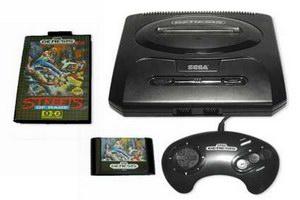 Picodrive - эмулятор Sega Genesis / Mega CD