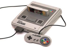 Snes9xTYLsmcm - эмулятор Super Nintendo