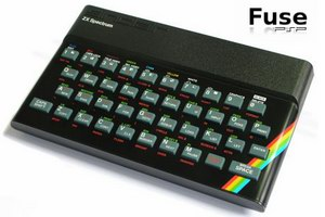 Fuse PSP - эмулятор ZX Spectrum для PSP