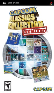 Capcom Classics Collection: Remixed /ENG/ [ISO]