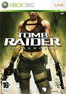 Tomb Raider: Underworld (RUS TEXT) (XBOX360)