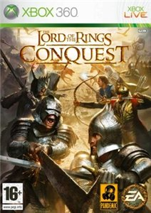 Lord of the Rings: Conquest (RUS TEXT) (XBOX360)
