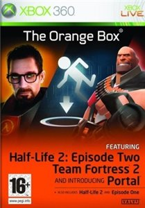 Half Life 2 The Orange Box (RUS SOUND & TEXT) (XBOX360)