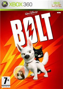 Bolt (2008) [RUS/FULL/Region-Free] XBOX360