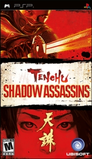 Tenchu: Shadow Assassins /ENG/ [ISO]