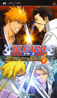 Bleach: Heat the Soul 6 /JAP/ [ISO]