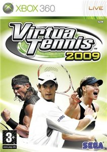 Virtua Tennis (2009) [ENG/XBOX360]
