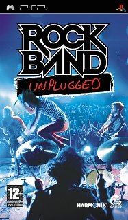 Rock Band: Unplugged /ENG/ [ISO]
