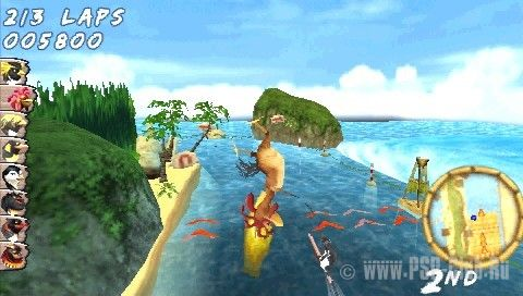 Surf's Up /RUS, ENG/ [CSO] PSP
