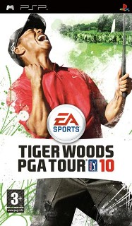 Tiger Woods PGA Tour 10 /ENG/ [ISO] PSP