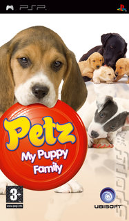 Petz: My Puppy Family /RUS/ [ISO] PSP