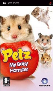 Petz: My Baby Hamster /ENG/ [ISO] PSP