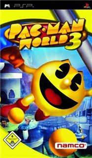 Pac Man World 3 /ENG/ [CSO] PSP