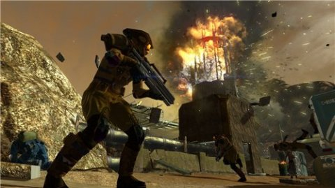Red Faction: Guerrilla (2009/Xbox360/ENG)