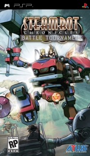 Steambot Chronicles: Battle Tournament /ENG/ [CSO] PSP