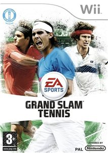 Grand Slam Tennis (2009/Wii/ENG)