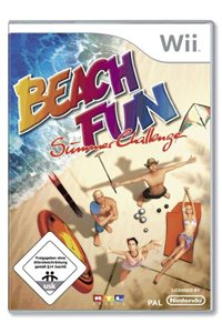 Beach Fun Summer Challenge (2009/Wii/ENG)