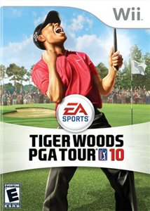 Tiger Woods PGA Tour 10 (2009/Wii/ENG)