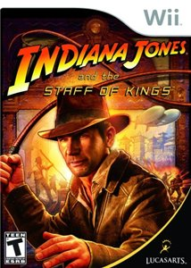 Indiana Jones and the Staff of Kings (2009/Wii/ENG)