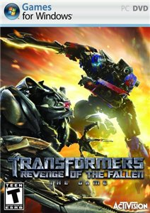 Transformers: Revenge of the Fallen (2009) [ENG/Repack] + Русификатор