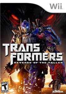 Transformers: Revenge of the Fallen (2009/Wii/ENG)