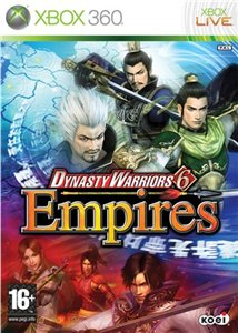 Dynasty Warriors 6: Empires (2009/ENG) Xbox360