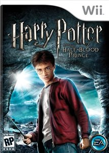 Harry Potter and the Half-Blood Prince (2009/Wii/ENG)