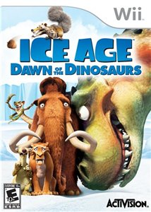 Ice Age 3: Dawn of the Dinosaurs (2009/Wii/ENG)
