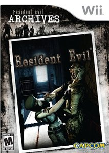 Resident Evil Archives (2009/Wii/ENG)