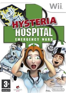 Hysteria Hospital: Emergency Ward (2009/Wii/ENG)