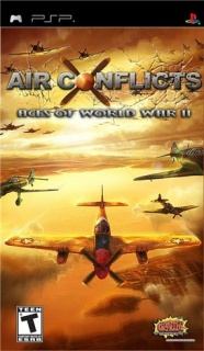 Air Conflicts: Aces of World War II (2009/PSP/ENG)