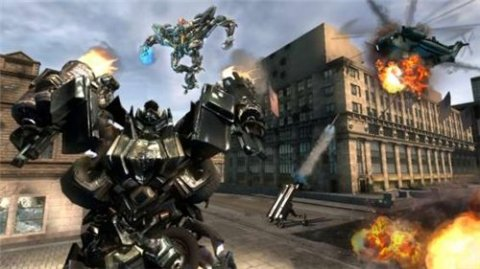 Transformers: Revenge of the Fallen (2009/Xbox360/ENG)