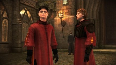 Harry Potter And The Half-Blood Prince (2009/Xbox360/RUS)