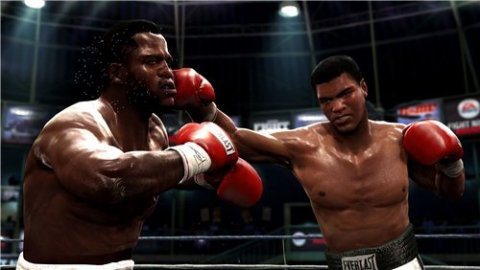 Fight Night Round 4 (RUS) Xbox360