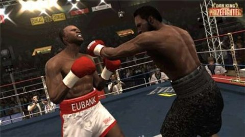 Don King Presents: Prizefighter (2008/Xbox360/ENG)