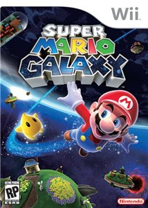 Super Mario Galaxy (2007/Wii/ENG)